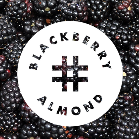 #   Blackberry Almond   #