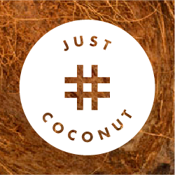#       Just Coconut        #