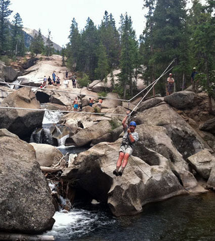 Group\/Family Adventure Ropes Courses - Aspen Expeditions Worldwide