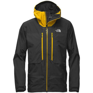 The North Face - M Summit L5 GTX Pro Jacket, Black/Yellow