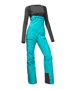 The North Face - W Summit L5 Goretex Bib, Bluebird