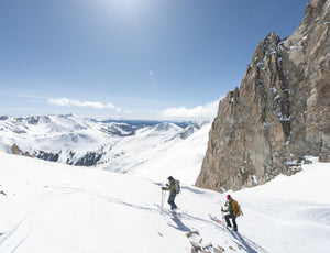 Women's 'Aspen Haute Route'