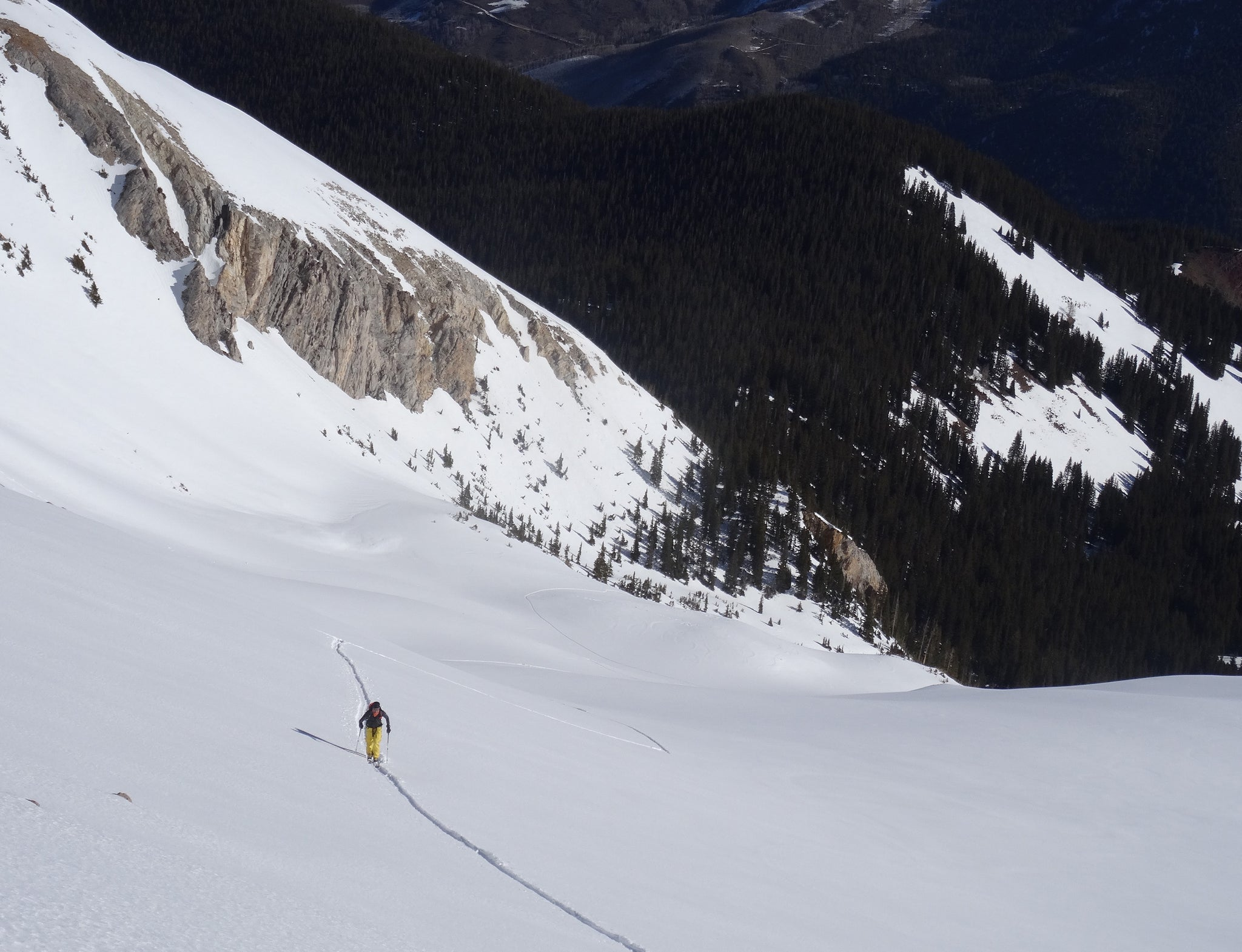 intro uphill fitness ski tour aspen expeditions worldwide