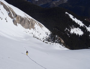 Intro/Uphill Fitness Ski Tour