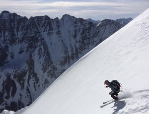 Ski Mountaineering - Ski Peak Ascent/Descent