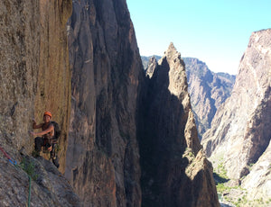 Climb The Black Canyon