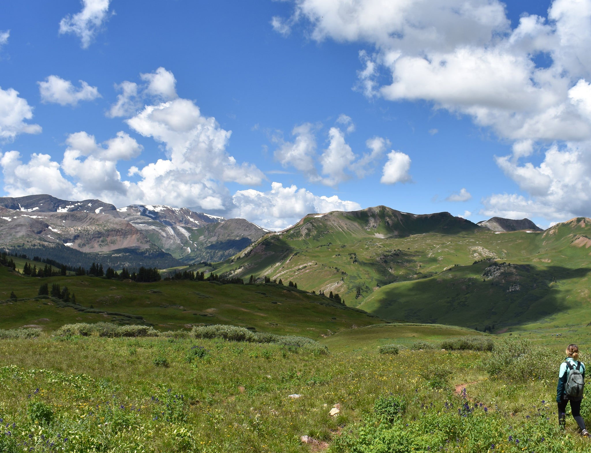 Aspen expeditions worldwide aspen to crested butte mountain trek publicscrutiny Image collections