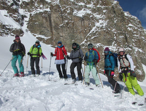 Women's Green Wilson Hut Trip