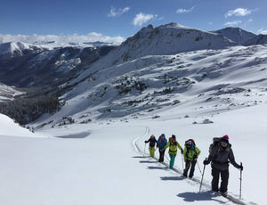 Women's Intro to Backcountry