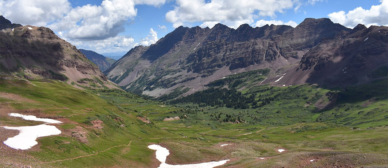 Hike around Aspen or all the way to Crested Butte