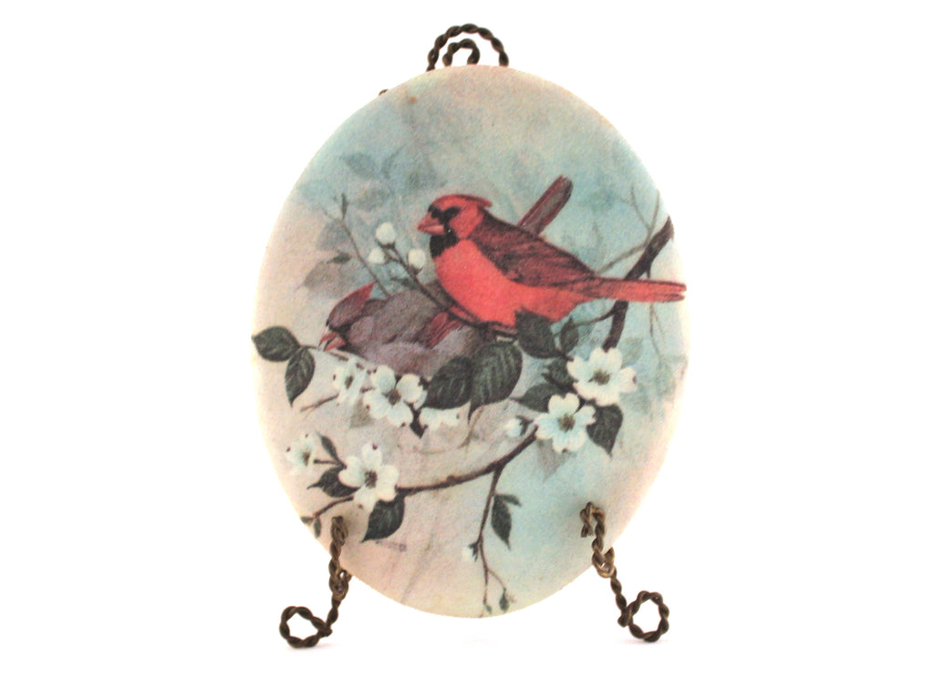 Cardinals in Blooms