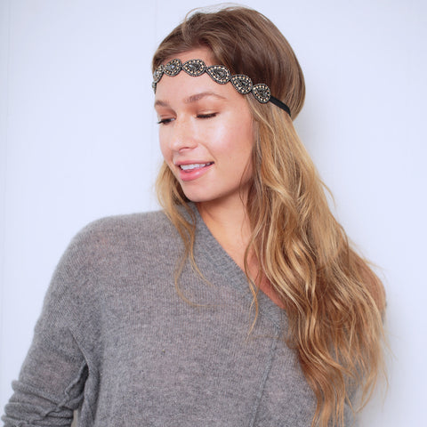 Beautiful Headband Hair Accessories Adjustable Handmade
