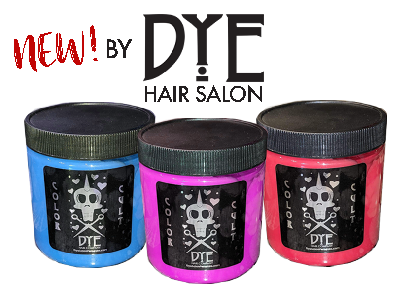 Color Cult Hair Color Conditioning Treatment by Dye Hair Co.