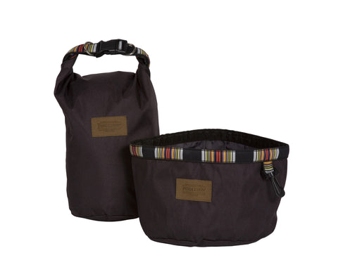Pendleton Acadia National Park Travel Pet Food Bag and Water Bowl