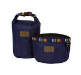 Pendleton Crater Lake National Park Travel Pet Food Bag and Water Bowl