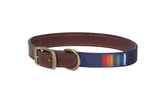 Pendleton Crater Lake National Park Explorer Leather Dog Collar