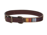 Pendleton Great Smoky Mountain National Park Explorer Leather Dog Collar