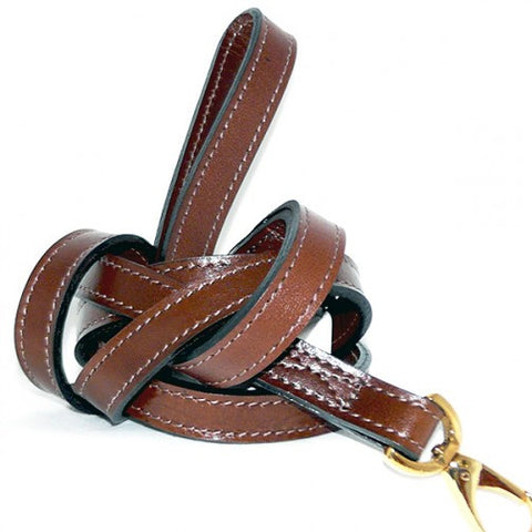 Au Naturale Dog Leash - Brown