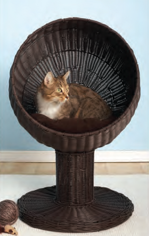 Kitty Ball Cat Bed™