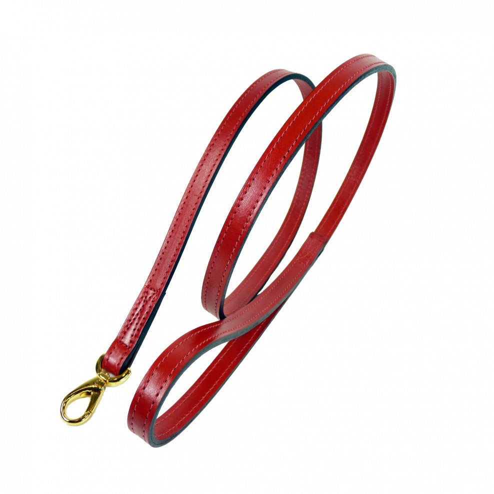 Leap Frog Dog Leash - Ferrari Red