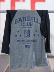 No Matter What Apparel | Unisex Baseball Tee