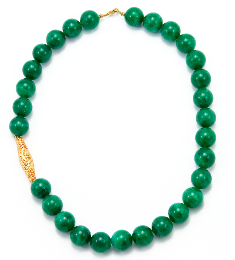 Jade Classic Necklace