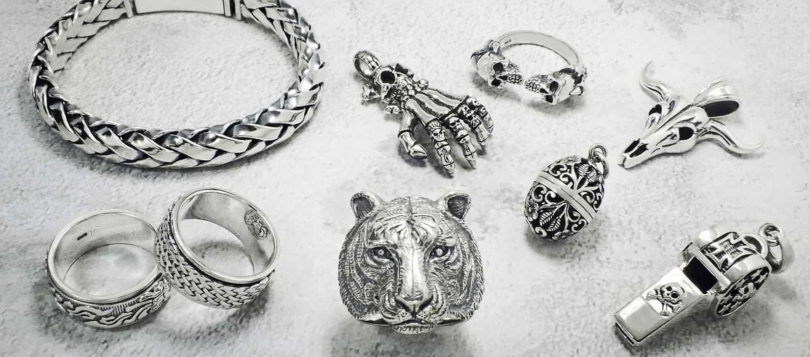 sterling silver jewelry stores