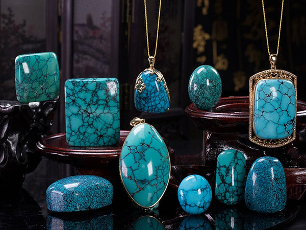Turn Heads Everywhere You Go With Natural Turquoise Jewelry