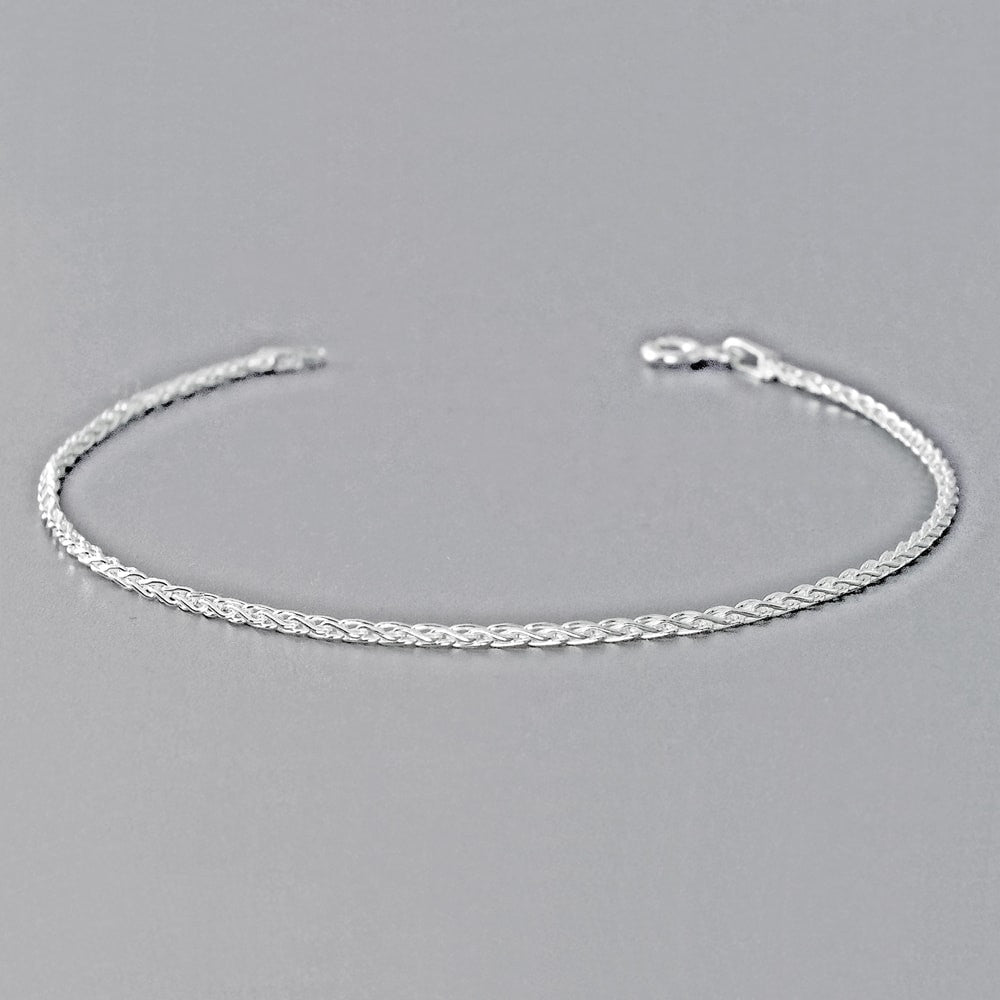 chain spiga sterling chains en silver palmier big bracelet