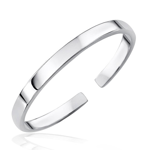 sterling round size dp bangles silver plain thick bangle x