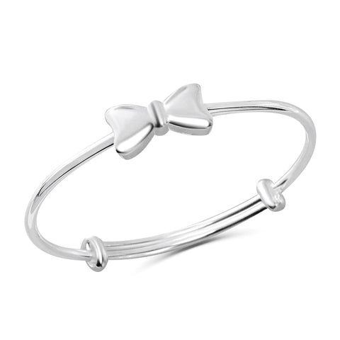 interlocking girl silver in pin bluenile sterling from bracelets ensemble bangles every bangle needs