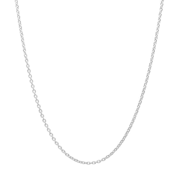 Sterling Silver Double Heart Necklace 2