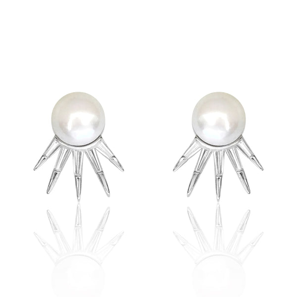 Fashion Freshwater Cultured Pearl Earrings for Women