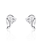 Trendy 925 Sterling Silver Earrings - Jewelry - Prjewel.com - 1