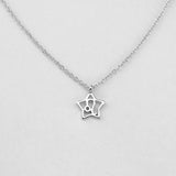 Silver Star Leo Necklace - 23/7 to 22/8 - Jewelry - Prjewel.com - 1