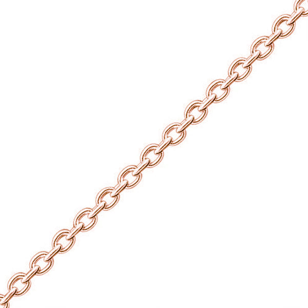 "Rose Gold over 925 Sterling Silver CZ Shining Key Pendant Necklace 16""+ 2"" - Jewelry - Prjewel.com - 2"