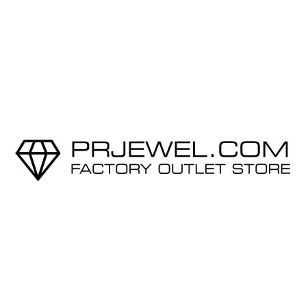 Rose Gold Plated 925 Sterling Silver CZ Modern Circle Earrings - Jewelry - Prjewel.com - 1