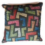 Matt Leines Pillow - abstract