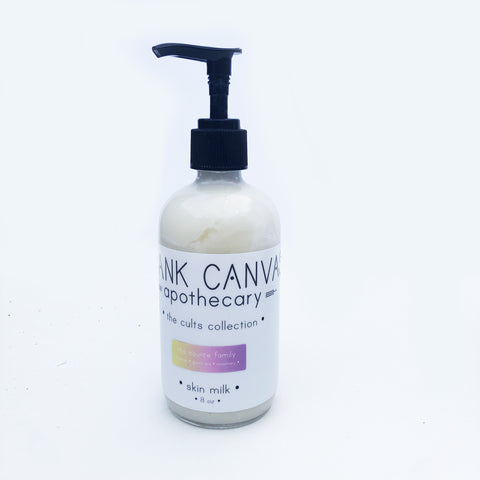 Blank Canvas Body Milk