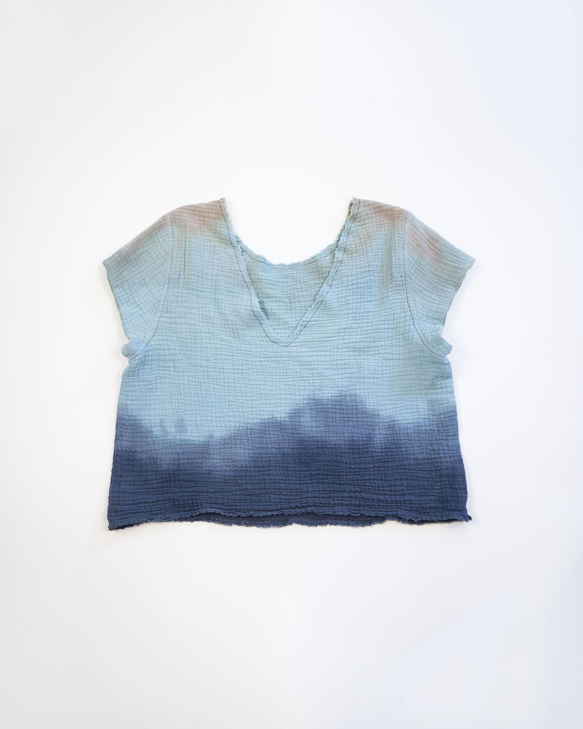 Blank Canvas water crop top