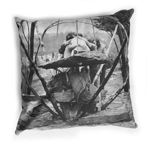 "Eli Epstein (Photocall) ""Together"" Pillow - Woodstock One"