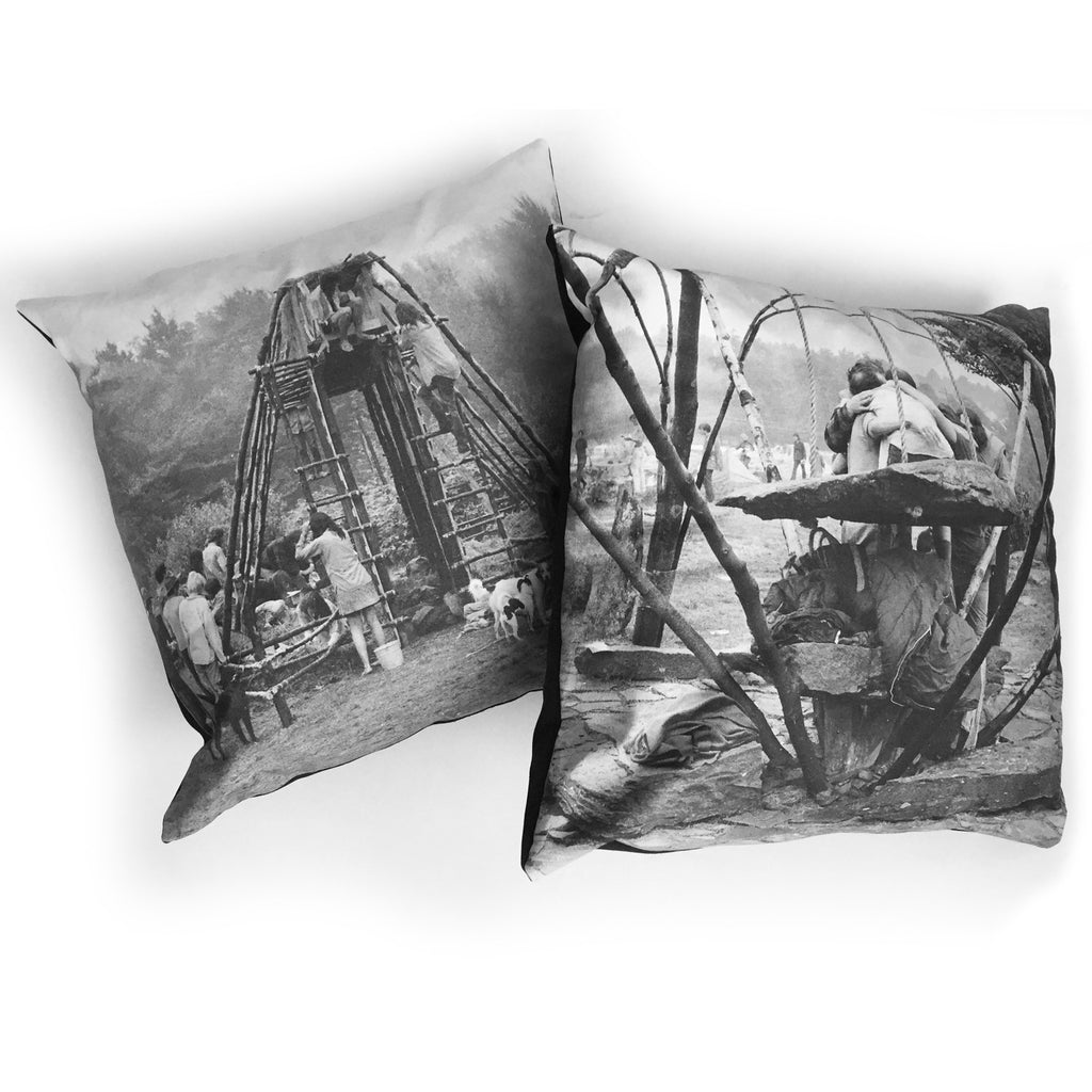 "Eli Epstein (Photocall) ""Together"" Pillow - Set of 2"
