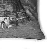 "Eli Epstein (Photocall) ""Together"" Pillow - Woodstock Two"