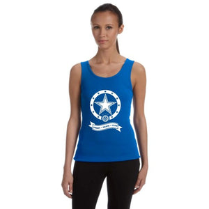 DSC Rib Slim Fit Tank - Ruff Life Rescue Wear