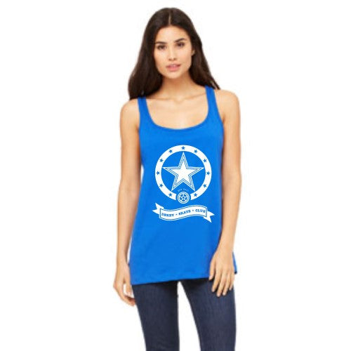 DSC Relaxed Jersey Tank (available in Racerback or Regular Cut) - Ruff Life Rescue Wear