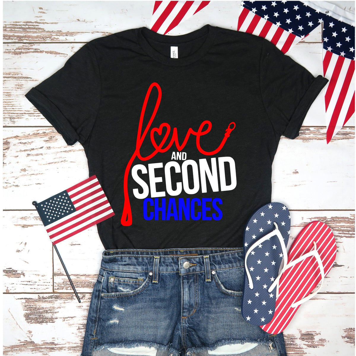 LSC 4th of July Unisex Tee