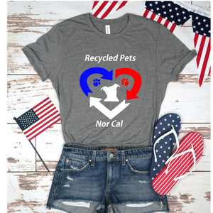 RPNC 4th of July Unisex - Ruff Life Rescue Wear