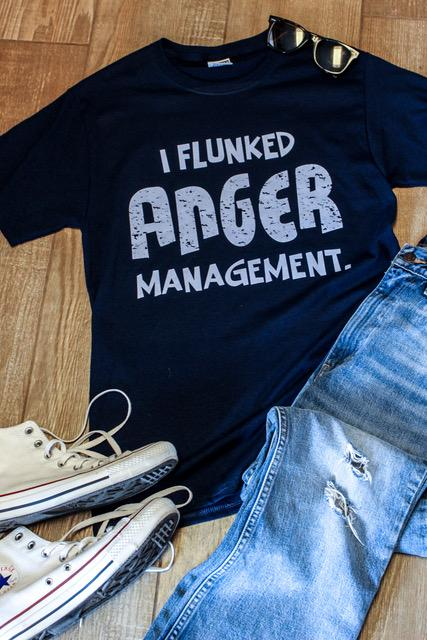 Anger Management - Ruff Life Rescue Wear