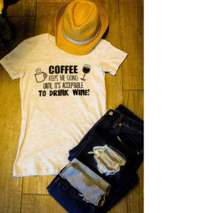 Coffee & Wine - Ruff Life Rescue Wear