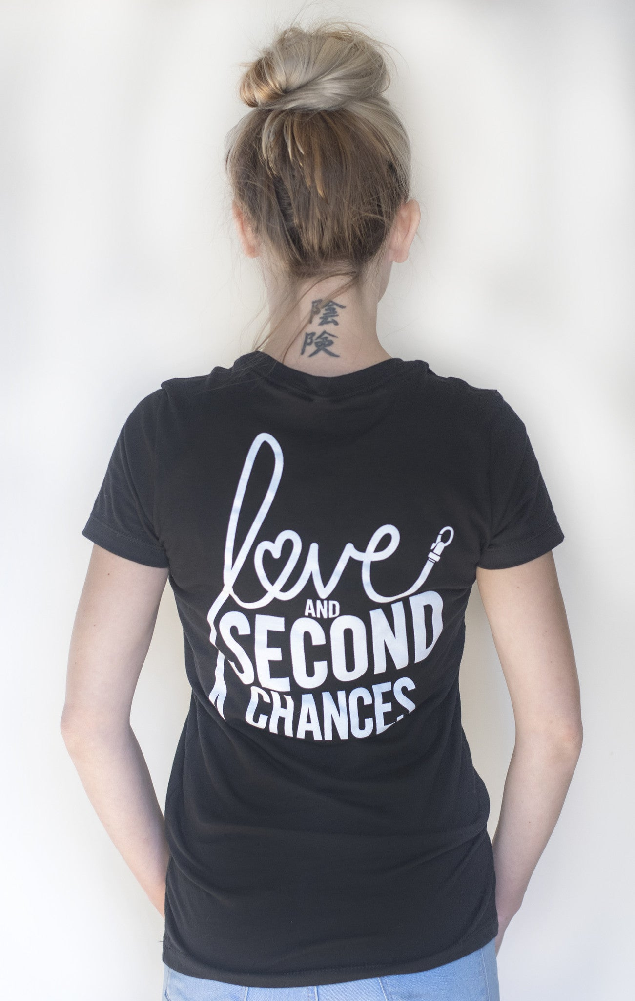 Love and Second Chances Adopt Ladies - Ruff Life Rescue Wear